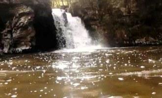 Cascada Sipot Sapanta